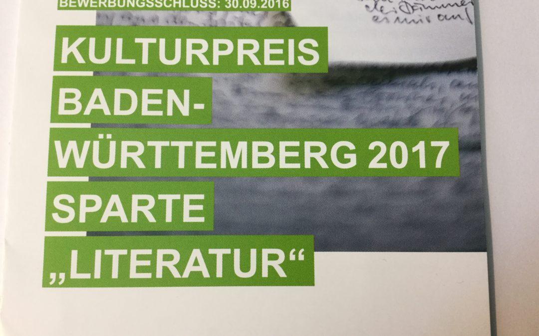 Kulturpreis Baden-Württemberg