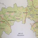 Karte Königsbach