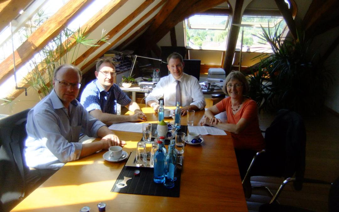 Tour de Bürgermeister: Remchingen