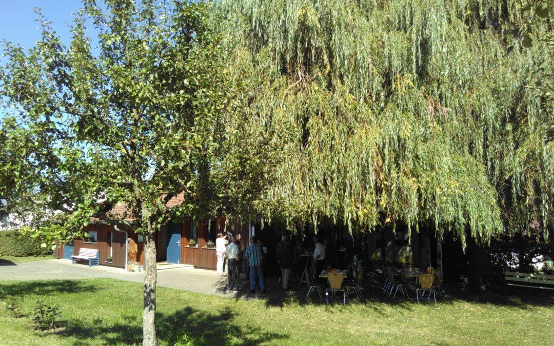 Eröffnung des LOGL-CompetenzCentrum für Obst & Garten