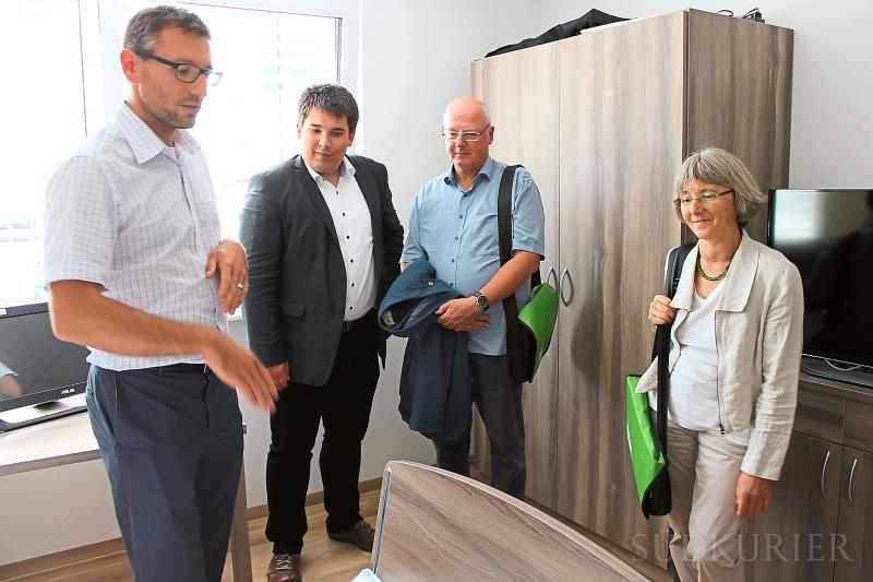 Besuch der Hochschule Furtwangen