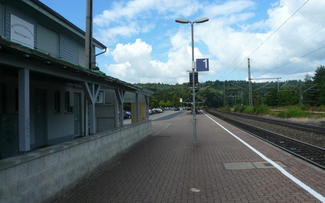 Polizei belegt: es war kein Raubüberfall am Bahnhof Wilferdingen