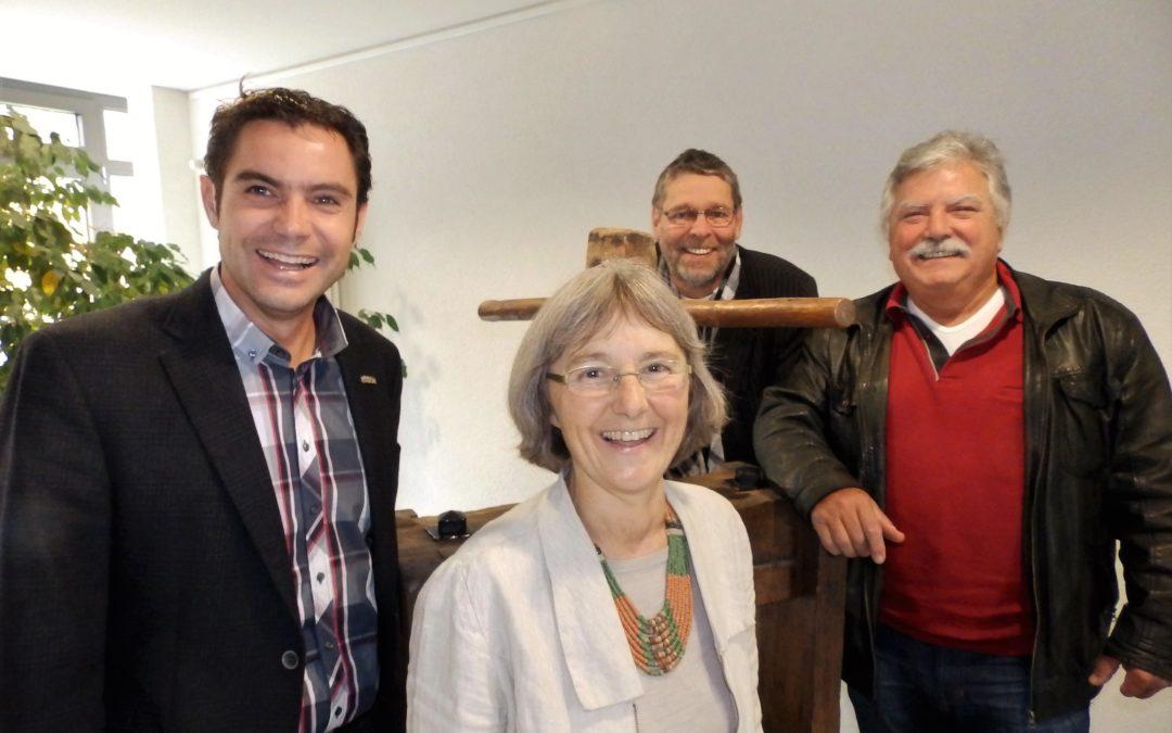 Tour de Bürgermeister: Keltern