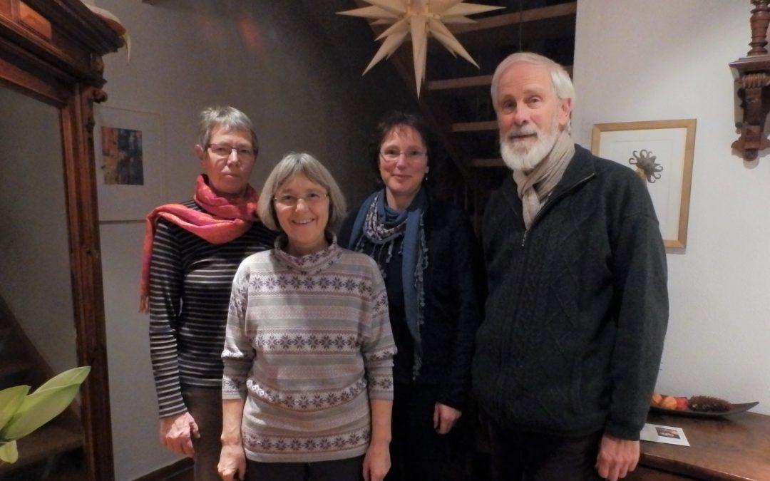 Treffen mit dem Freundeskreis für Asylsuchende in Mühlacker