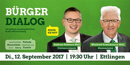 Bürgerdialog Ettlingen