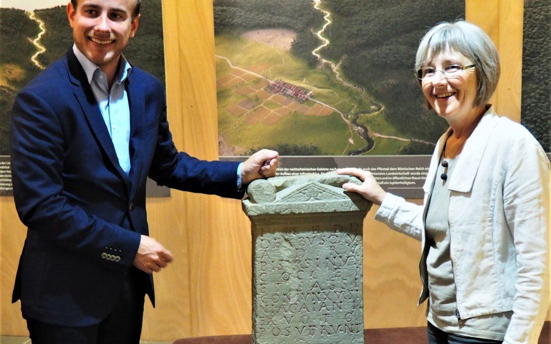 Sommertour Ehrenamt: Römermuseum Remchingen