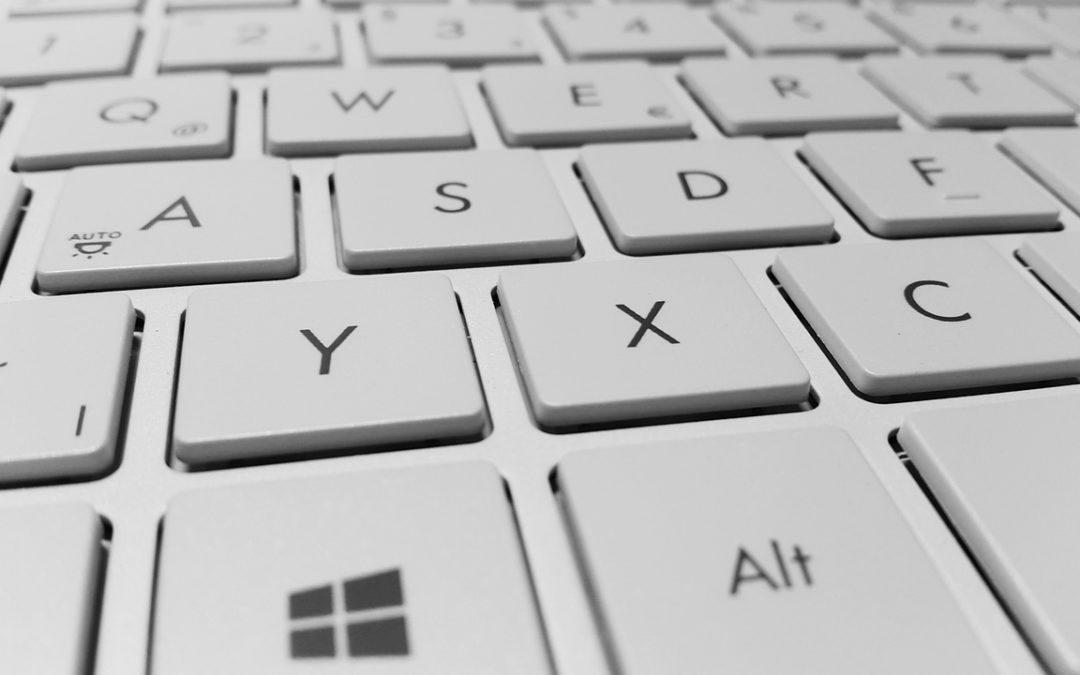 Symbolbild: Computer-Tastatur