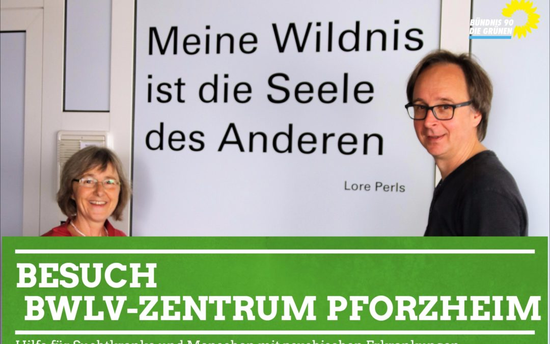 Zu Besuch im bwlv-Zentrum Pforzheim