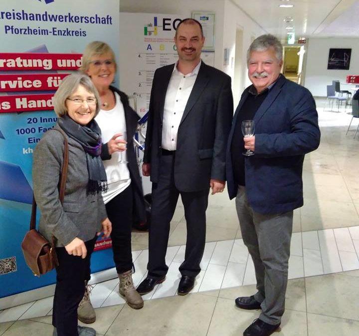 Neujahrsempfang der Kreishandwerkerschaft Pforzheim-Enzkreis