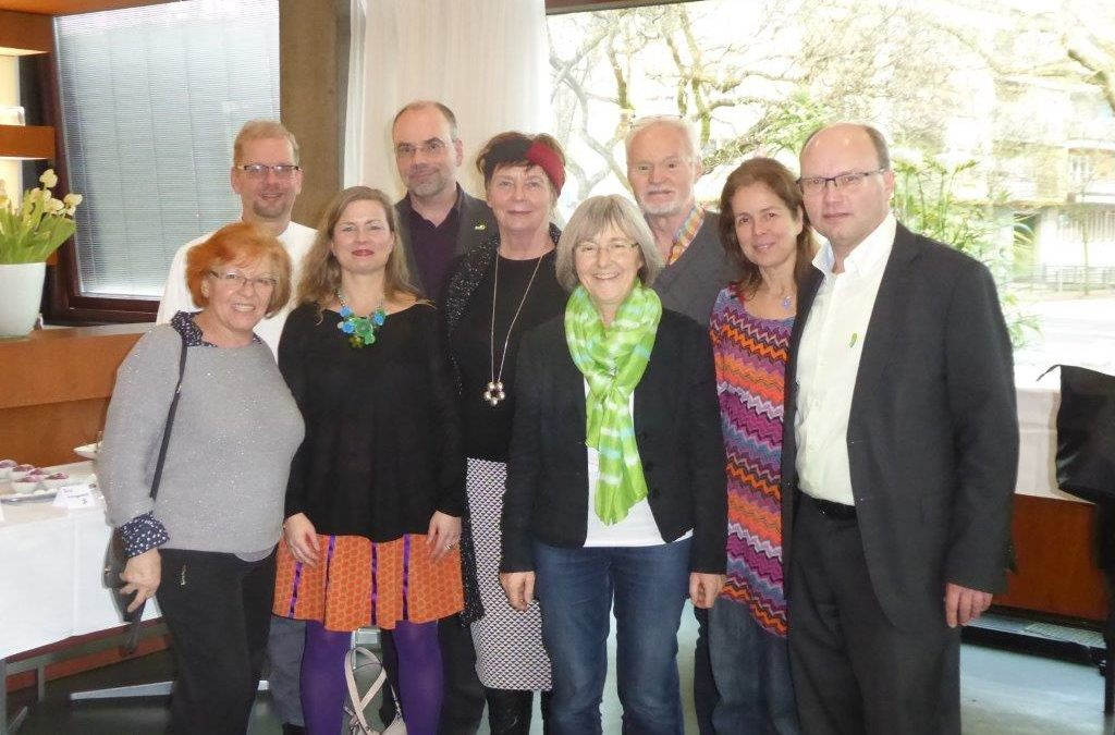 Neujahrsempfang grüner Kreisverband Pforzheim/Enzkreis