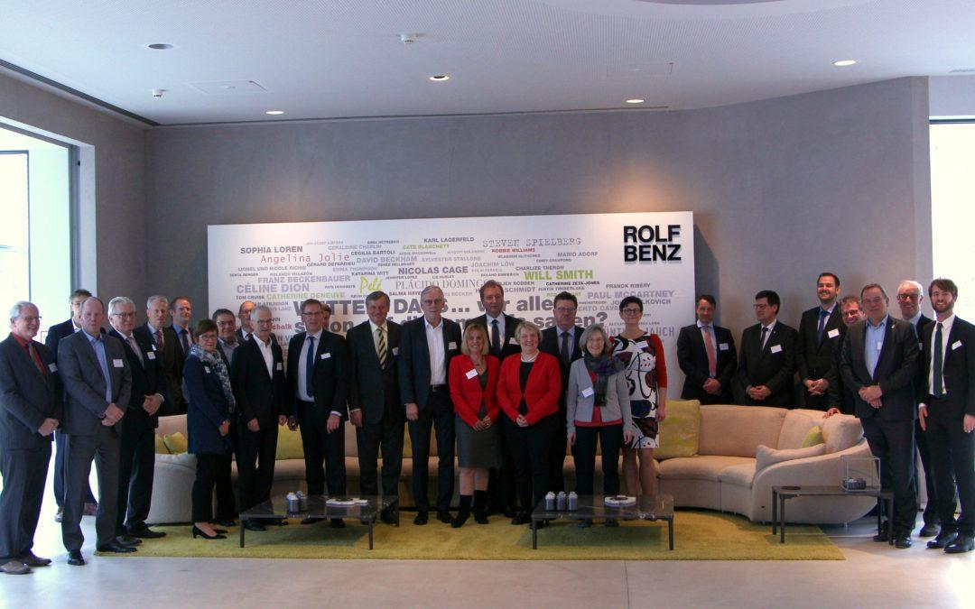 Parlamentarisches Treffen der Wirtschaftsregion Nordschwarzwald