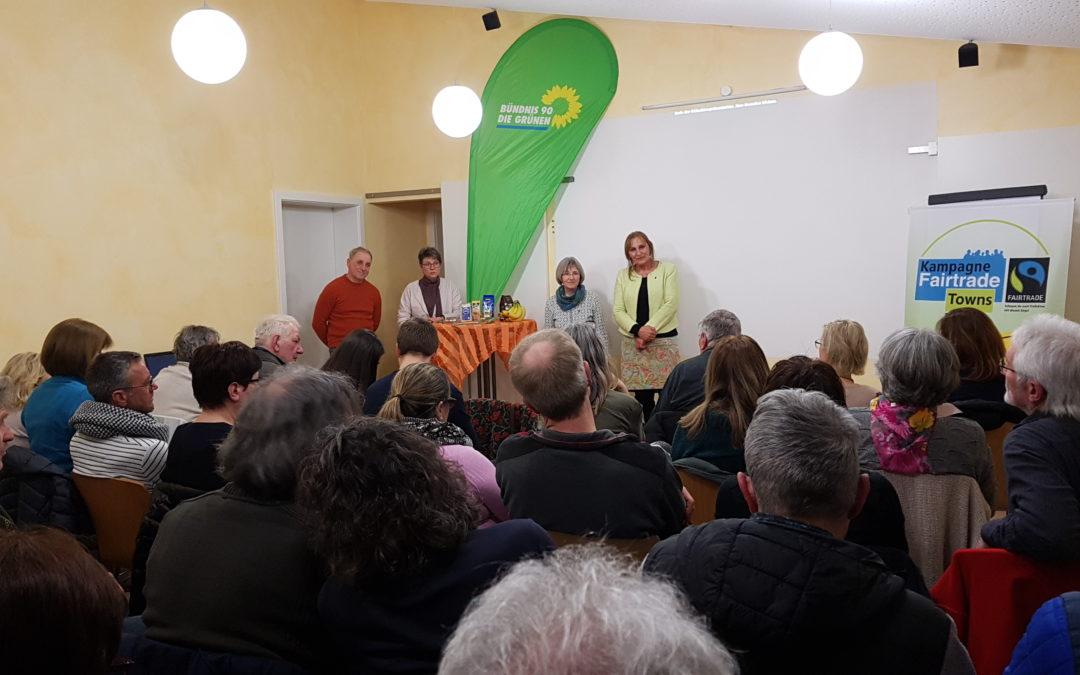 Fair Essen: Großes Interesse für fairen Handel und ökologische Erzeugung