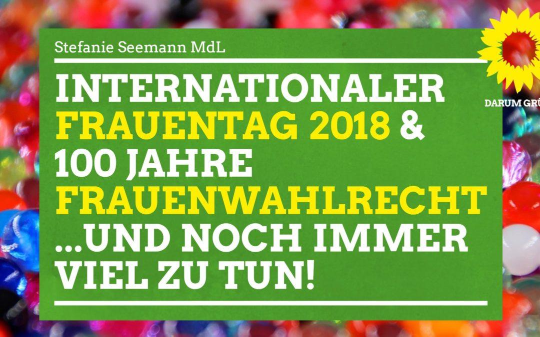 Internationaler Frauentag 2018