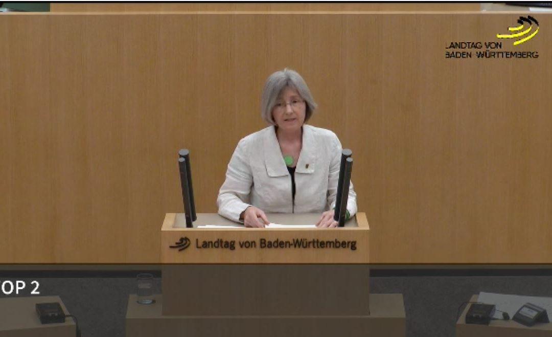Plenarrede: Gemeinsam den demografischen Wandel gestalten