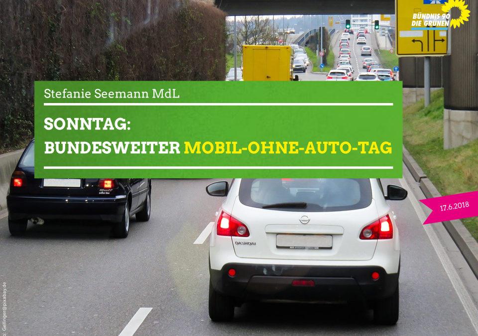 Der bundesweite Mobil-ohne-Auto-Tag in Pforzheim