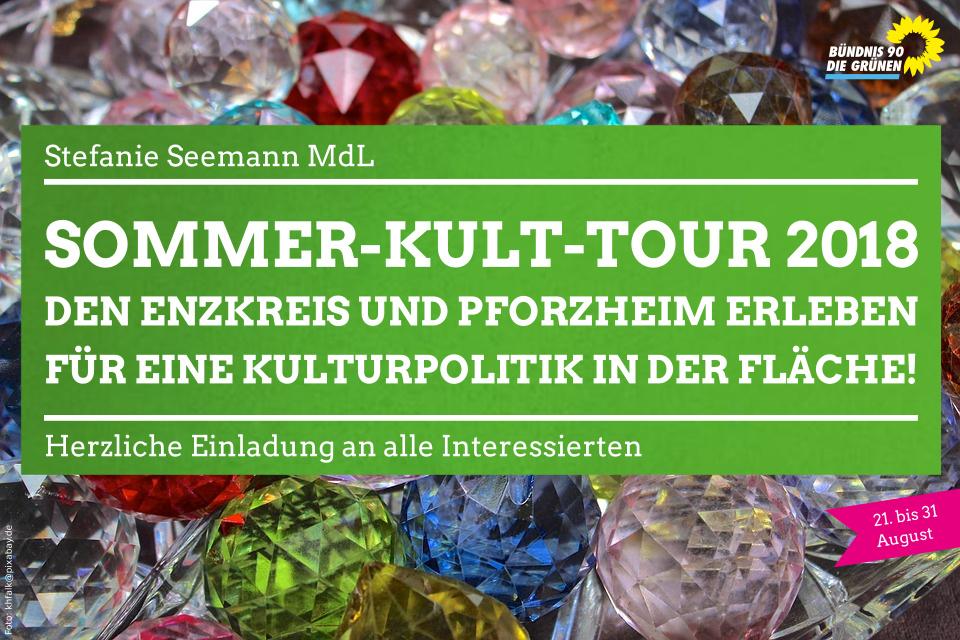 Herzliche Einladung: Sommer-Kult-Tour 2018