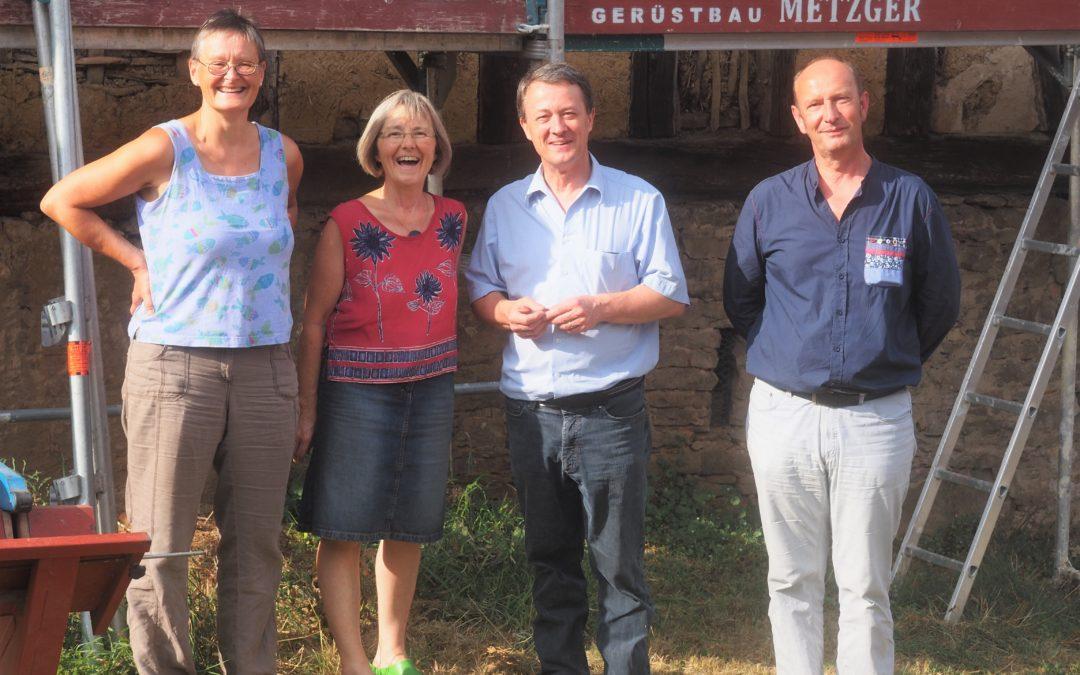 82.500 € Denkmalförderung für Bauprojekt in Remchingen
