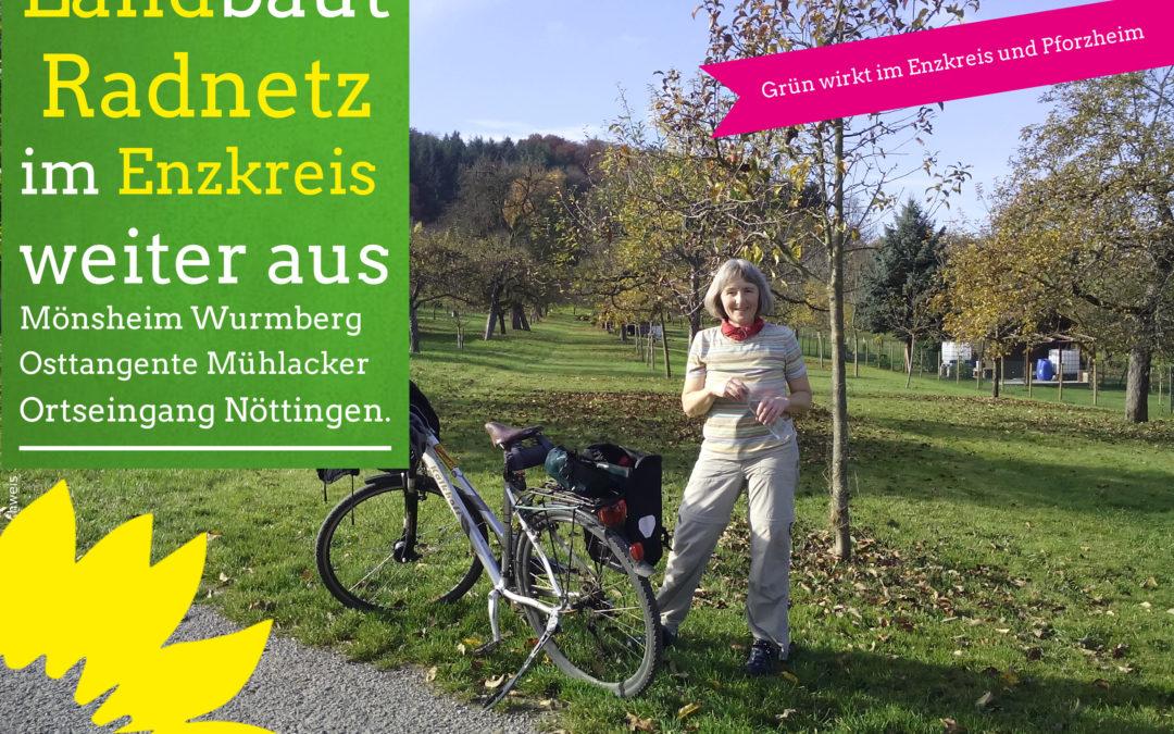 Land baut Radnetz im Enzkreis weiter aus