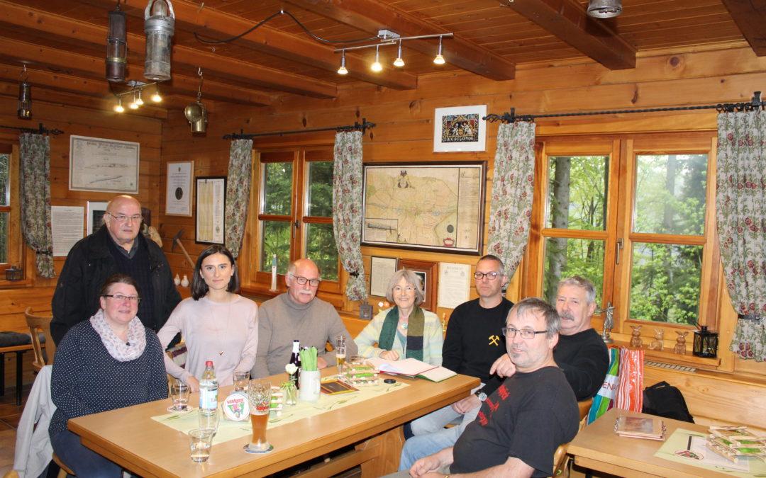 Besuch beim Besucherbergwerk Frischglück in Neuenbürg