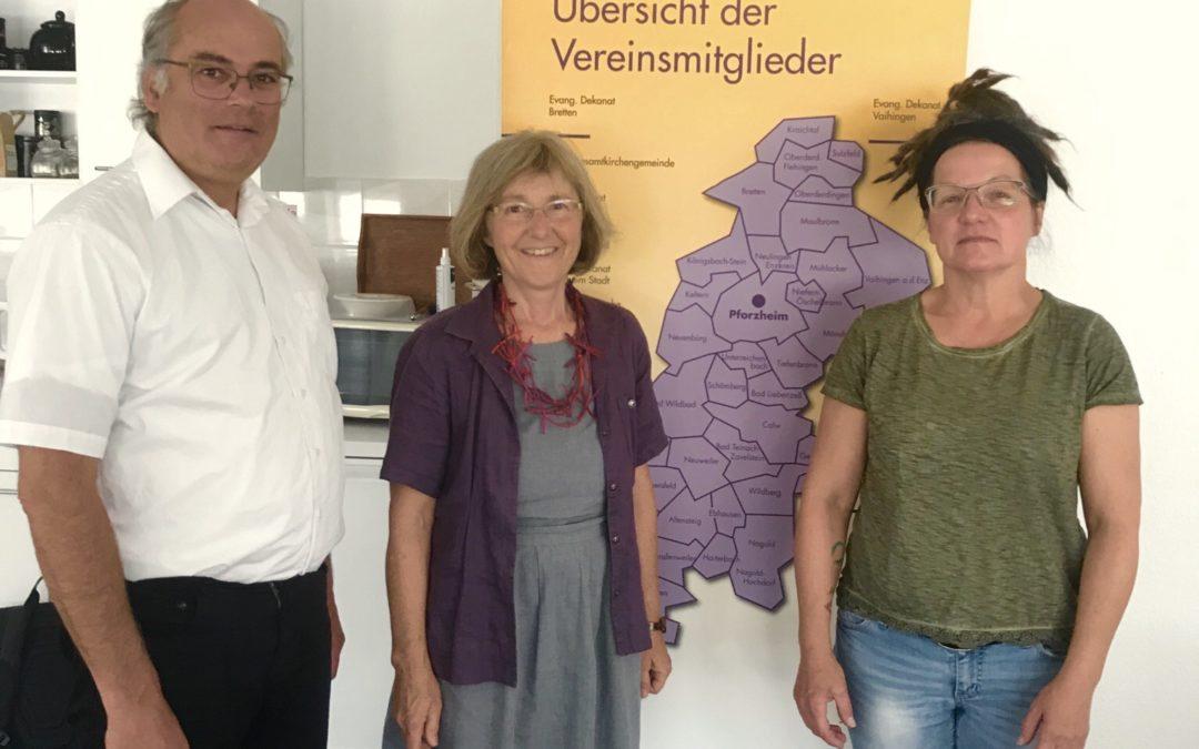 Besuch bei der Telefonseelsorge Nordschwarzwald