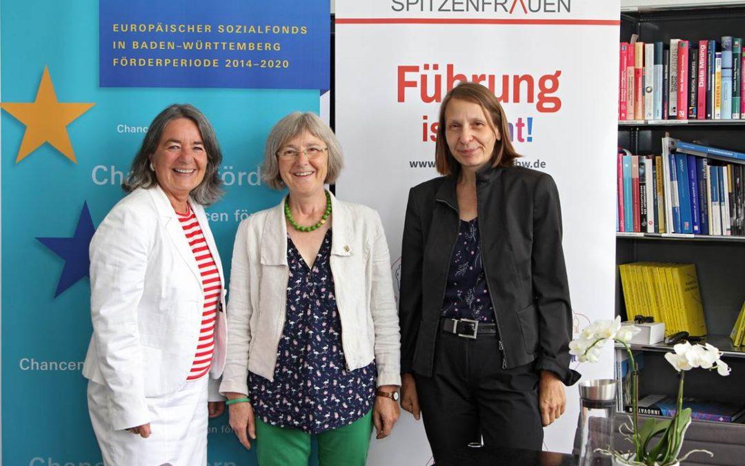 """Sommertour: Besuch bei """"Spitzenfrauen BW"""""""