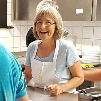 Stefanie Seemann kocht ehrenamtlich für andere Menschen