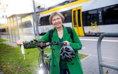 Zustand der Residenzbahn, Abgeordnete Seemann hakt nach