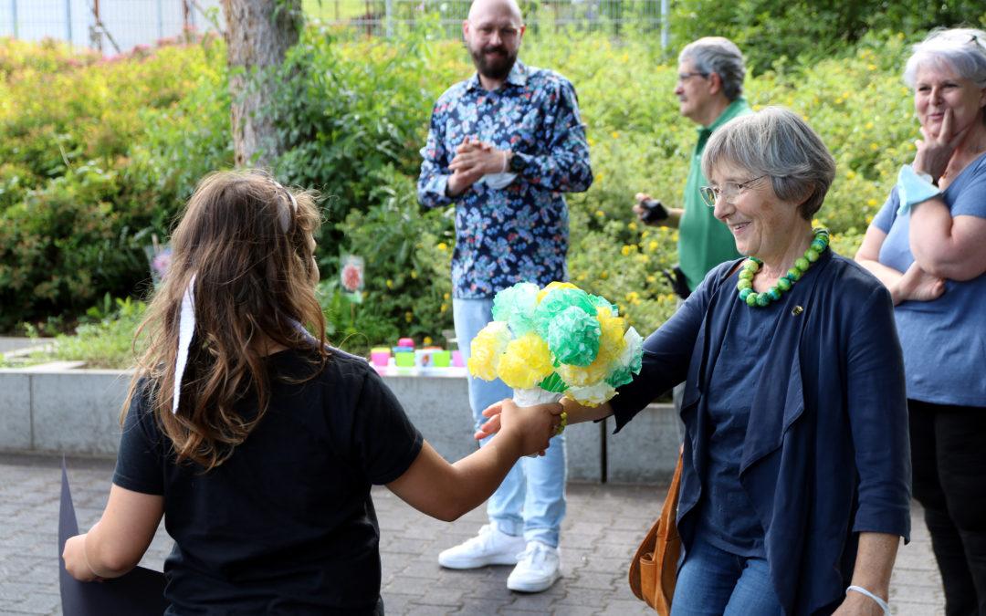 Besuch im inklusiven Kindergarten in Straubenhardt