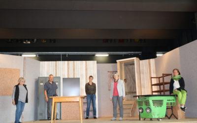 Mundart-Theater ausgebremst